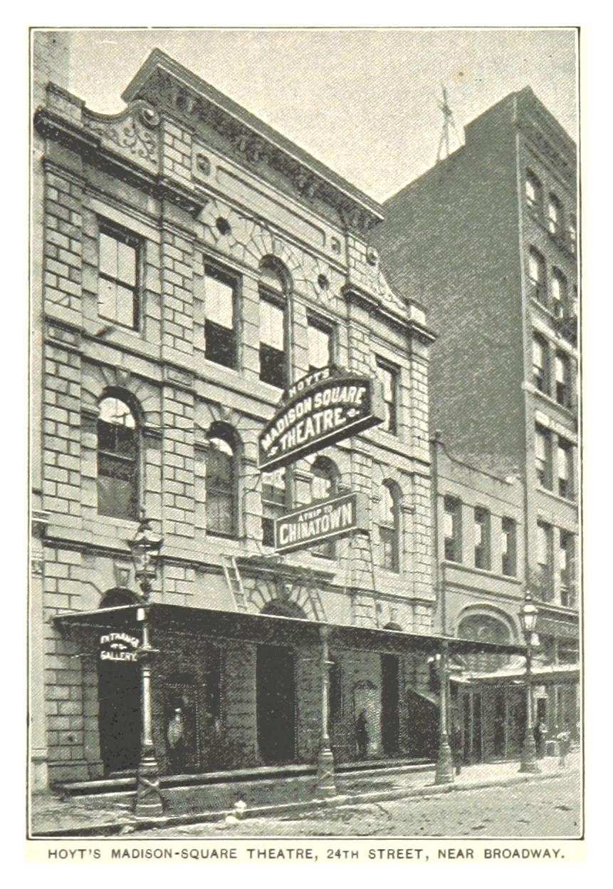 Madison Square Theatre  Wikipedia
