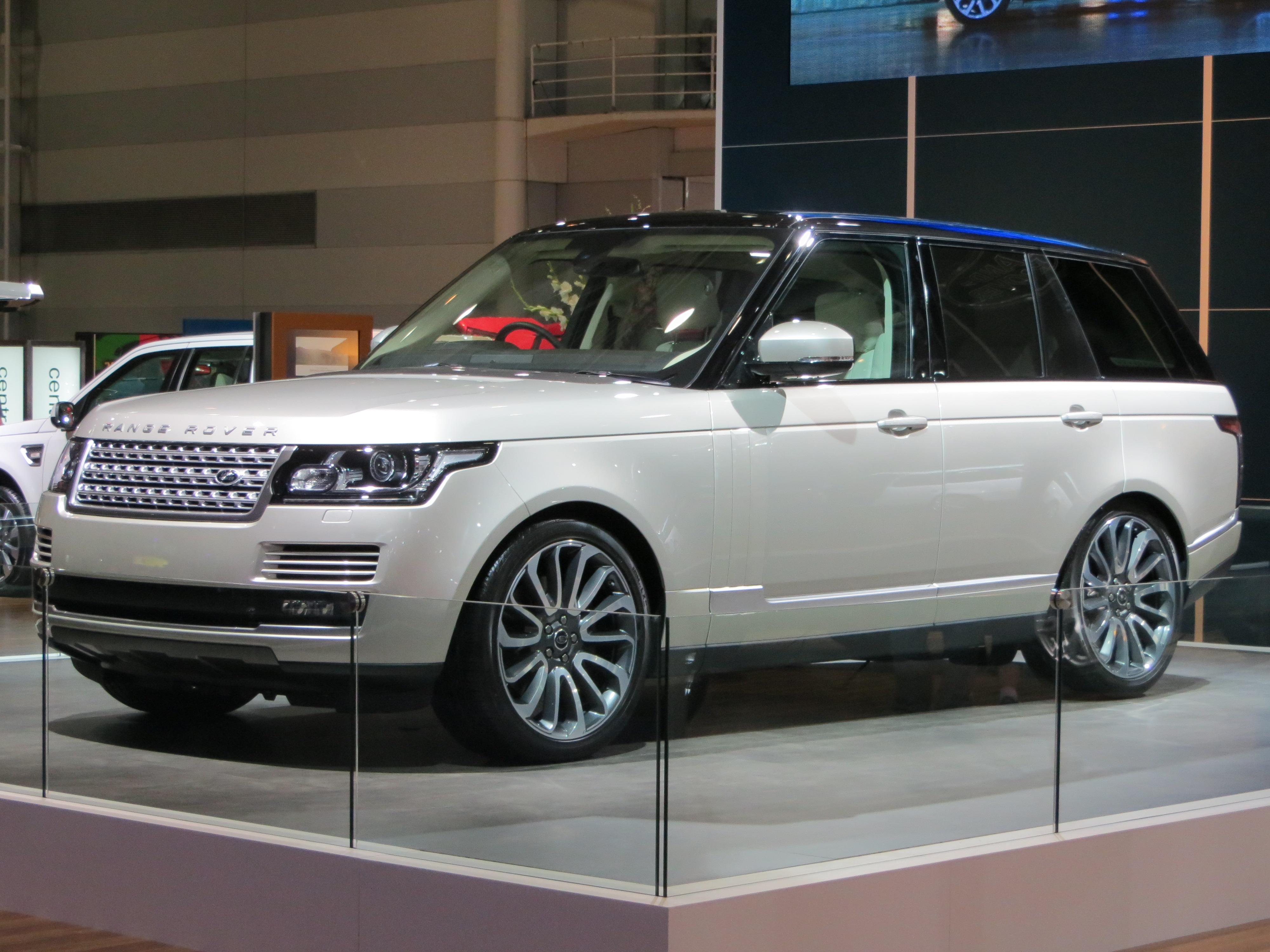 Range Rover L405 Wikipedia  Autos Post