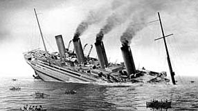 Sinking of the Britannic