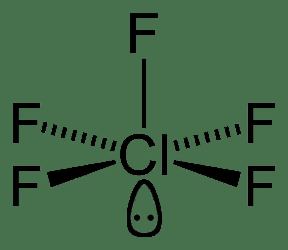 Chlorine Pentafluoride
