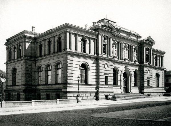 Bern Switzerland Art Museum