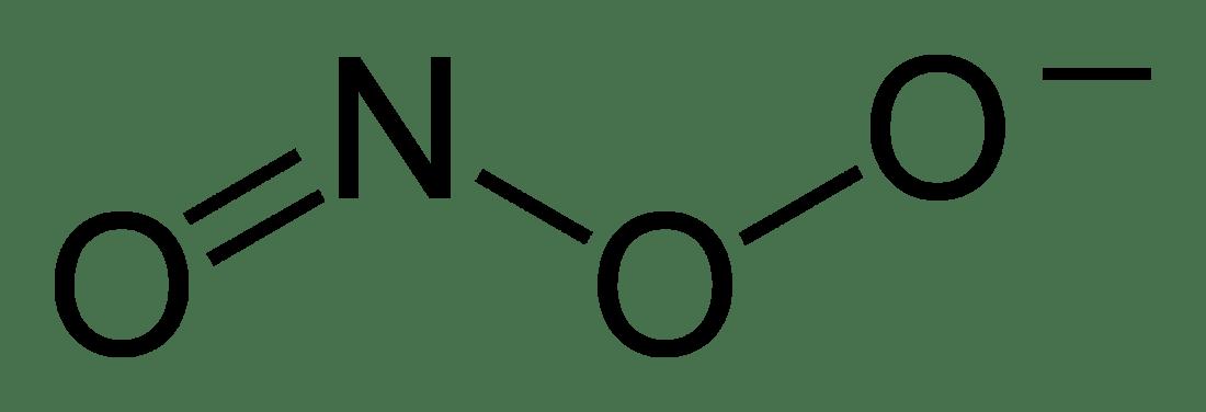 Peroxynitrite always seems worried : chemistry