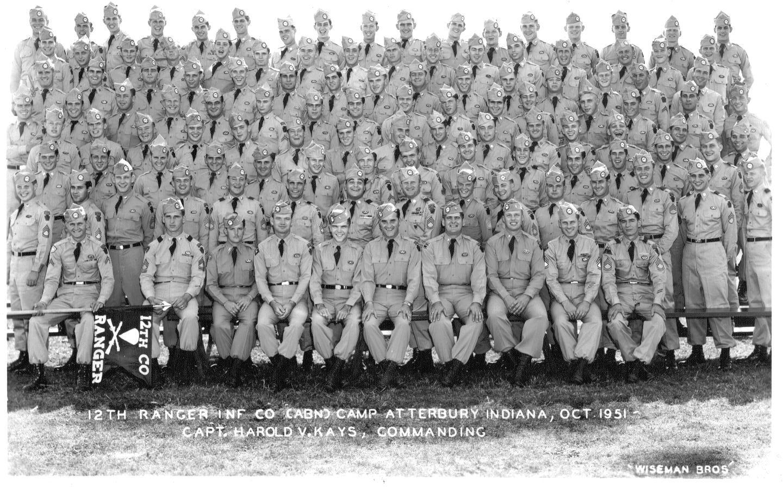 Korean War Ranger Companies