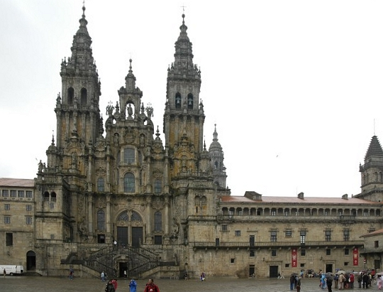 File:Spain Santiago de Compostela - Cathedral.jpg