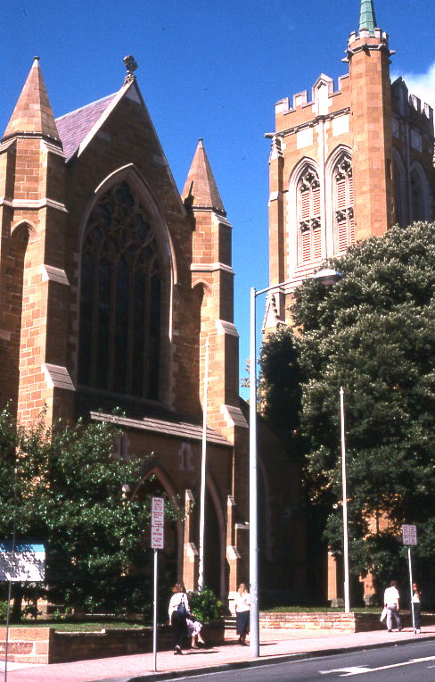 St David S Cathedral Hobart Wikipedia