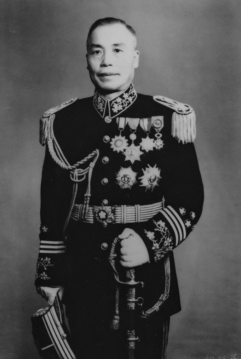 Li Zongren - Wikipedia