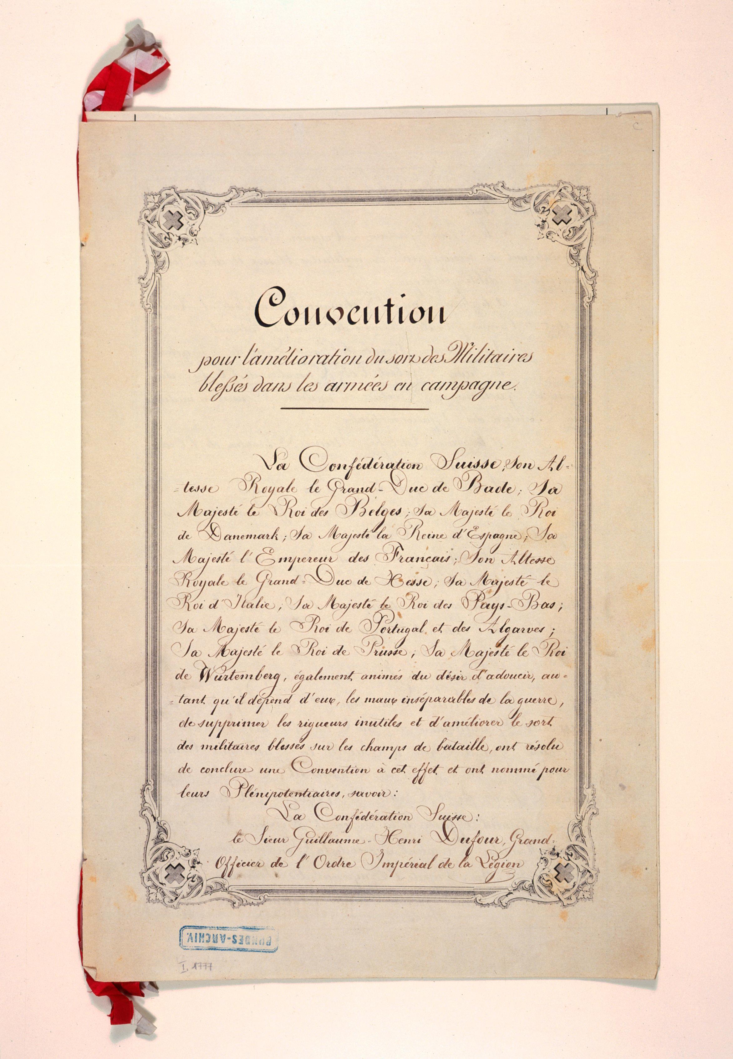File:1864 Geneva Convention.jpg - Wikimedia Commons