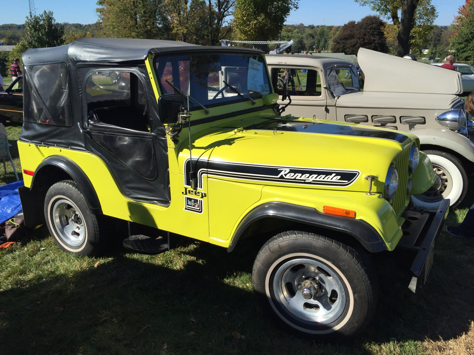 hight resolution of mostly original 1974 jeep cj 5 renegade