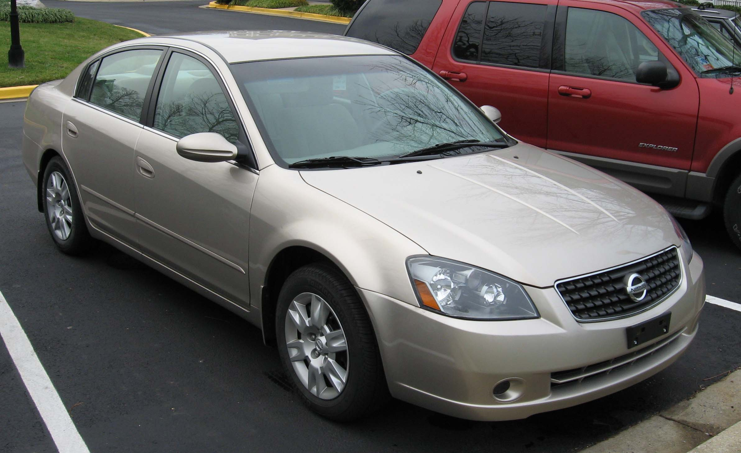 2005 Nissan Altima Horn