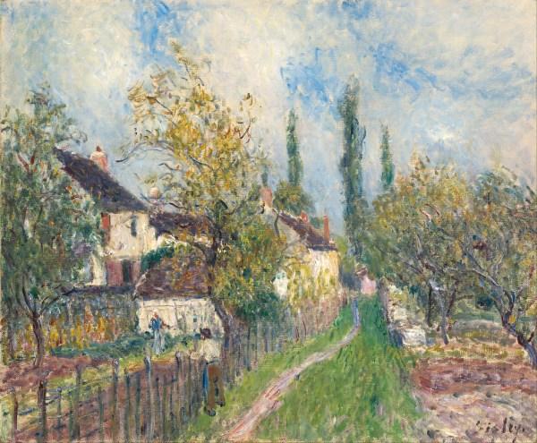 Alfred Sisley Paintings