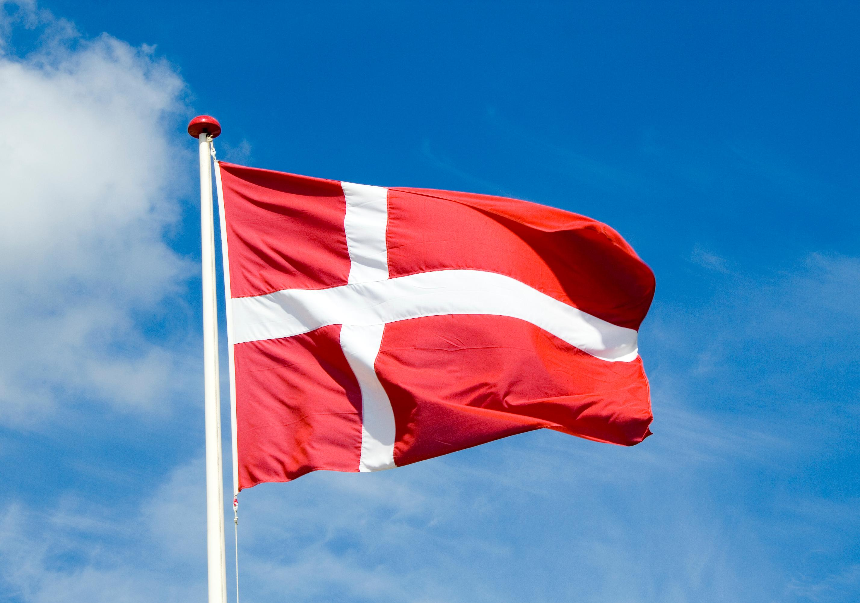 The Crazy Danes And Their Flags The Copenhagen Tales - Denmark flags