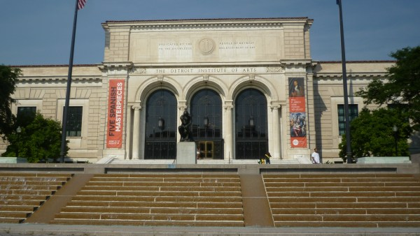 Detroit Institute Art Museum