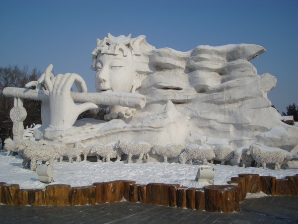 Cool Collection Of Epic Snow Sculptures - Neatorama