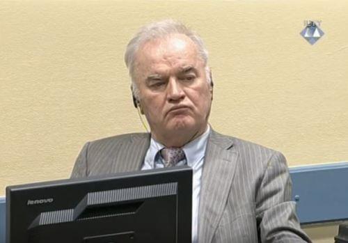 Ratko Mladić ile ilgili görsel sonucu