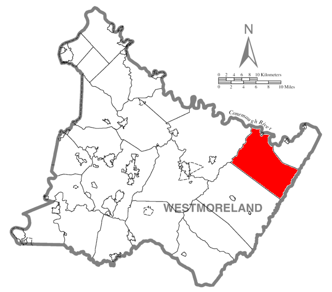 Municipio de Fairfield (condado de Westmoreland