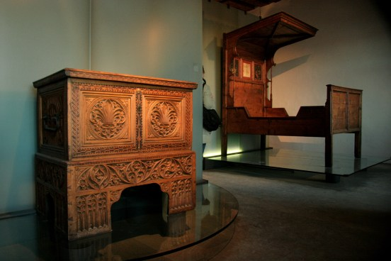 Old furniture - beautiful carvings and valuable
