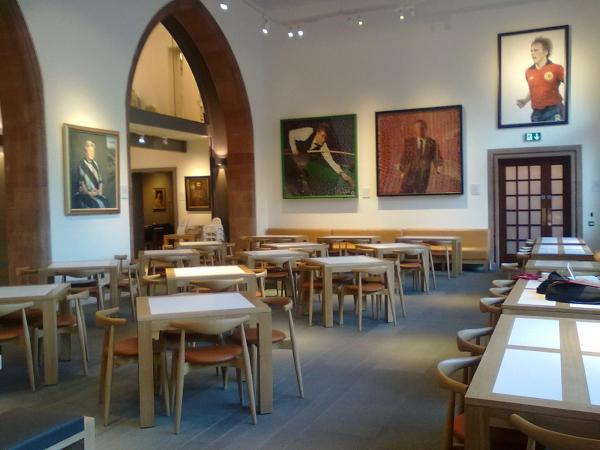 National Portrait Gallery Cafe
