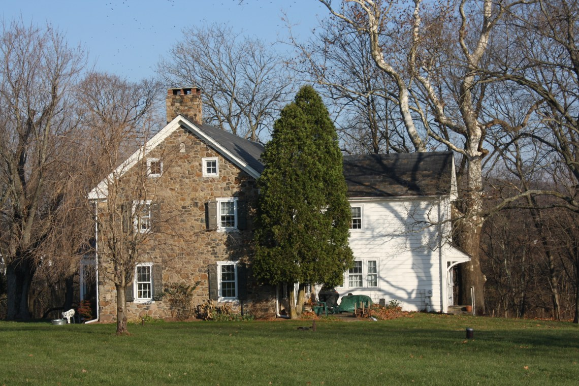 Bucks County Farmhouse