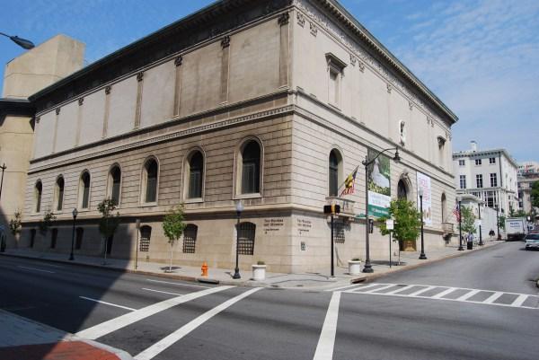 Walters Art Museum Baltimore
