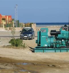 diesel generator [ 1600 x 1200 Pixel ]