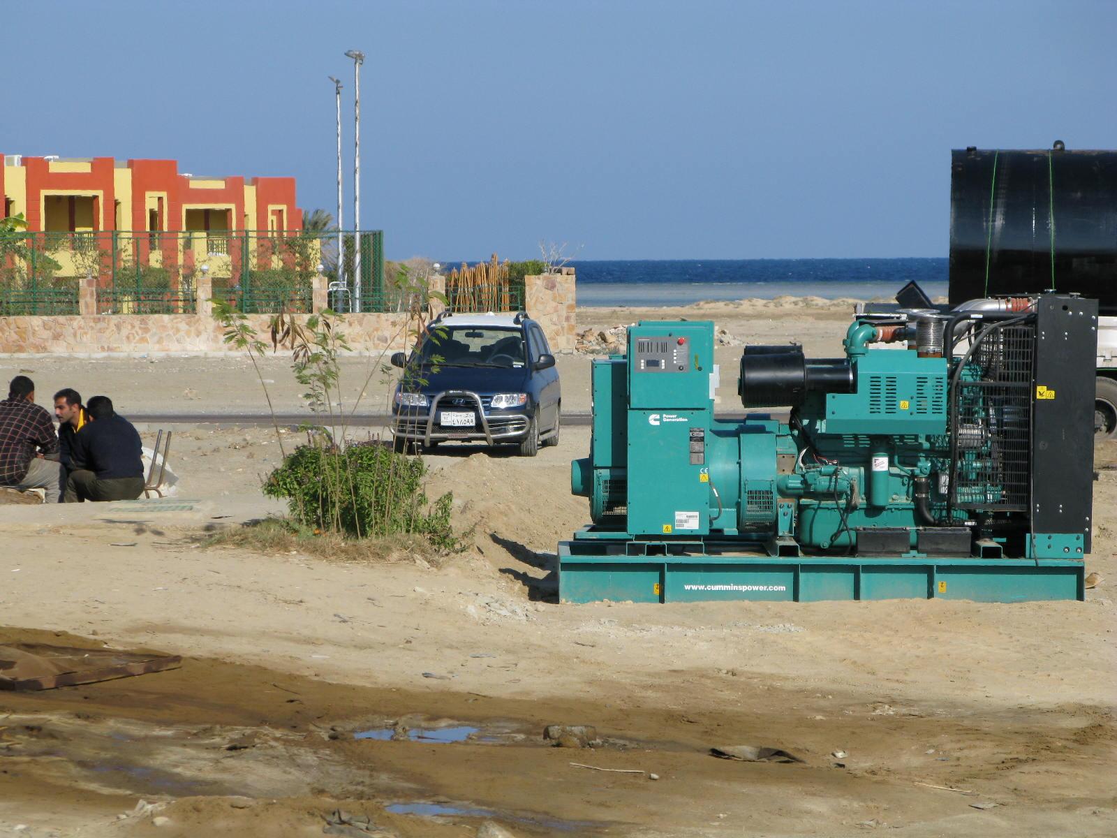 hight resolution of diesel generator