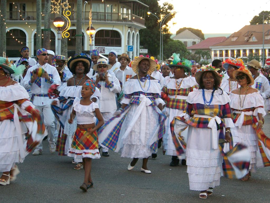 Carnival In French Guiana