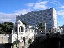 Intercontinental Hotel Vienna Austria