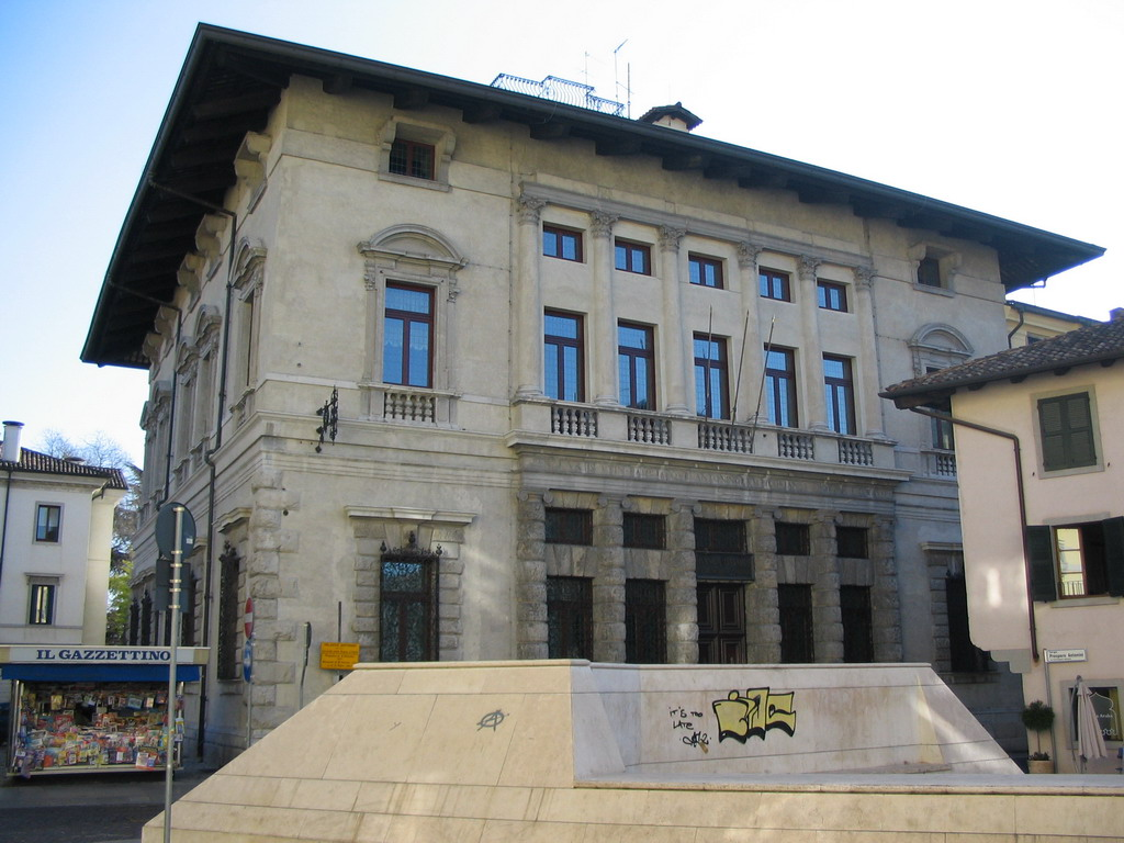 Palazzo Antonini Udine  Wikipedia