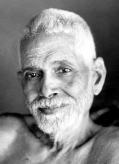 Picture of Ramana Maharshi