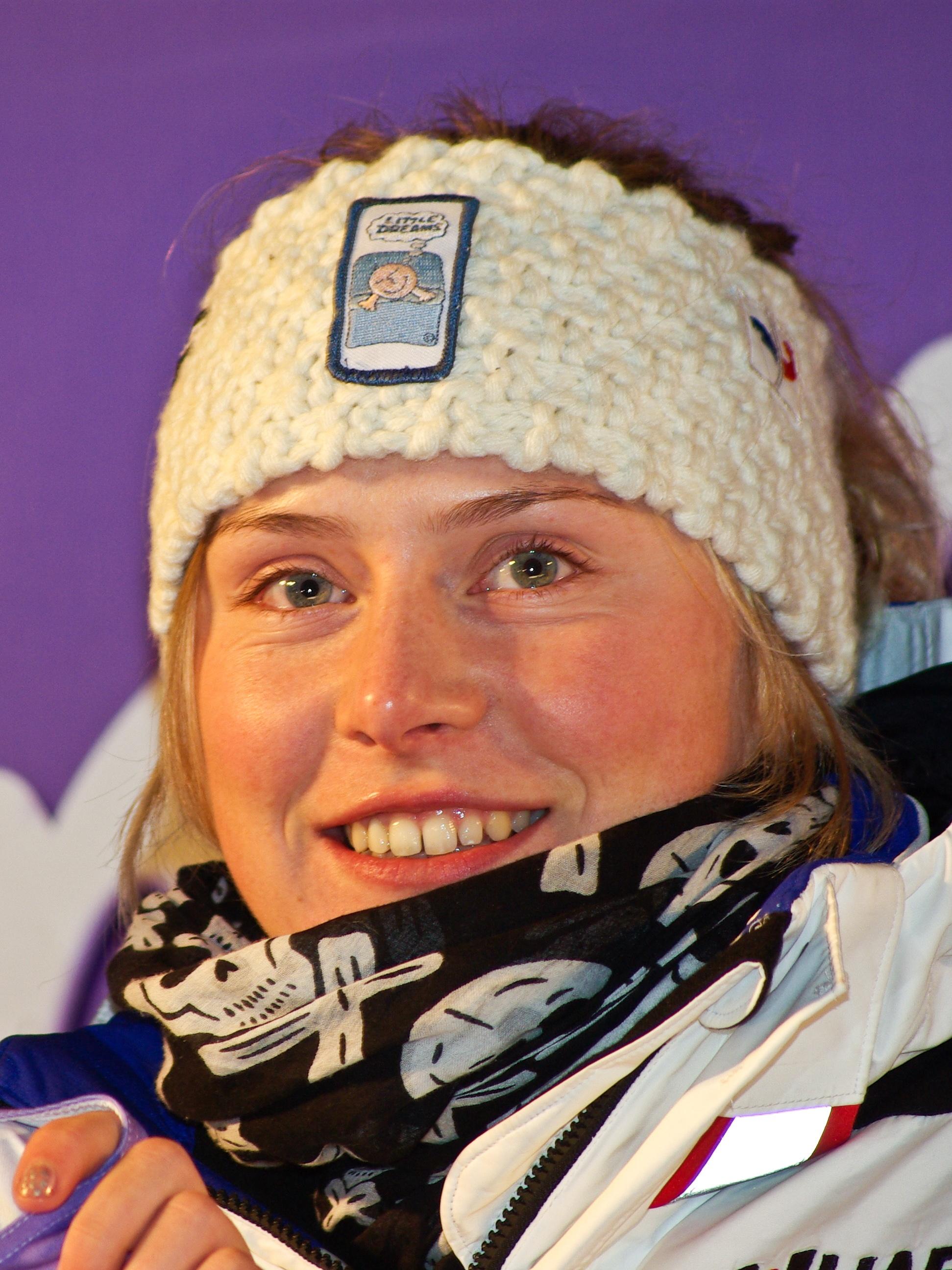 Eine australische Französin. Quelle: Christian Jansky/commons.wikimedia.org