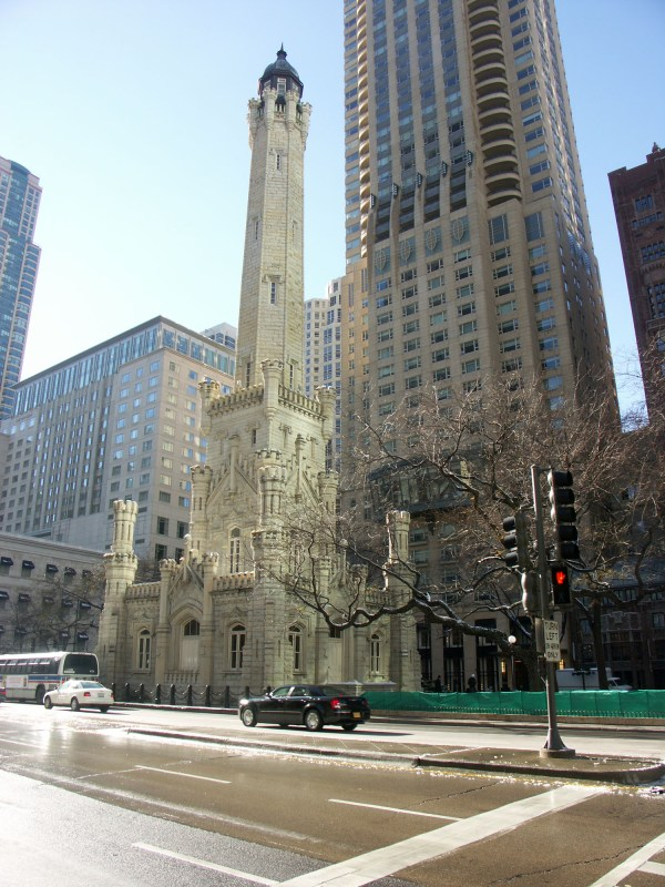File Water Tower - Chicago Nov Wikimedia Commons