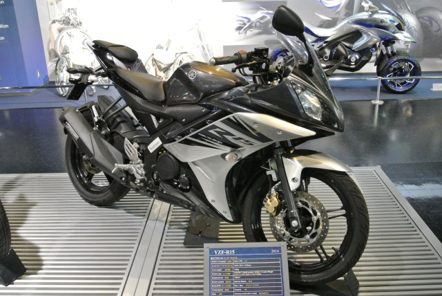 Yamaha R15 V2 0 100 Hobbiesxstyle