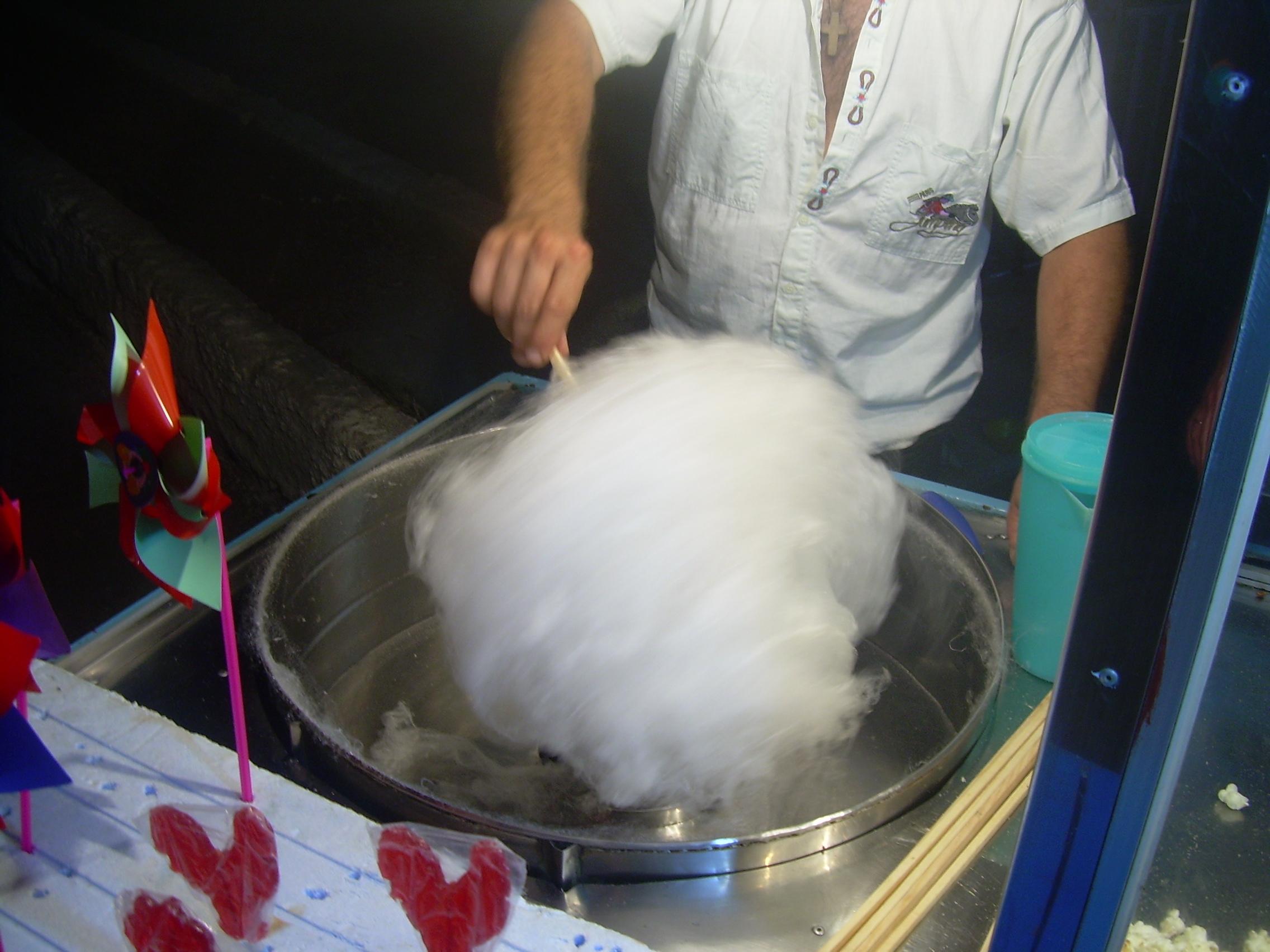 cotton candy wikipedia