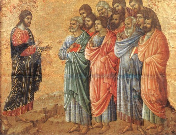 Duccio di Buoninsegna [Public domain], via Wikimedia Commons