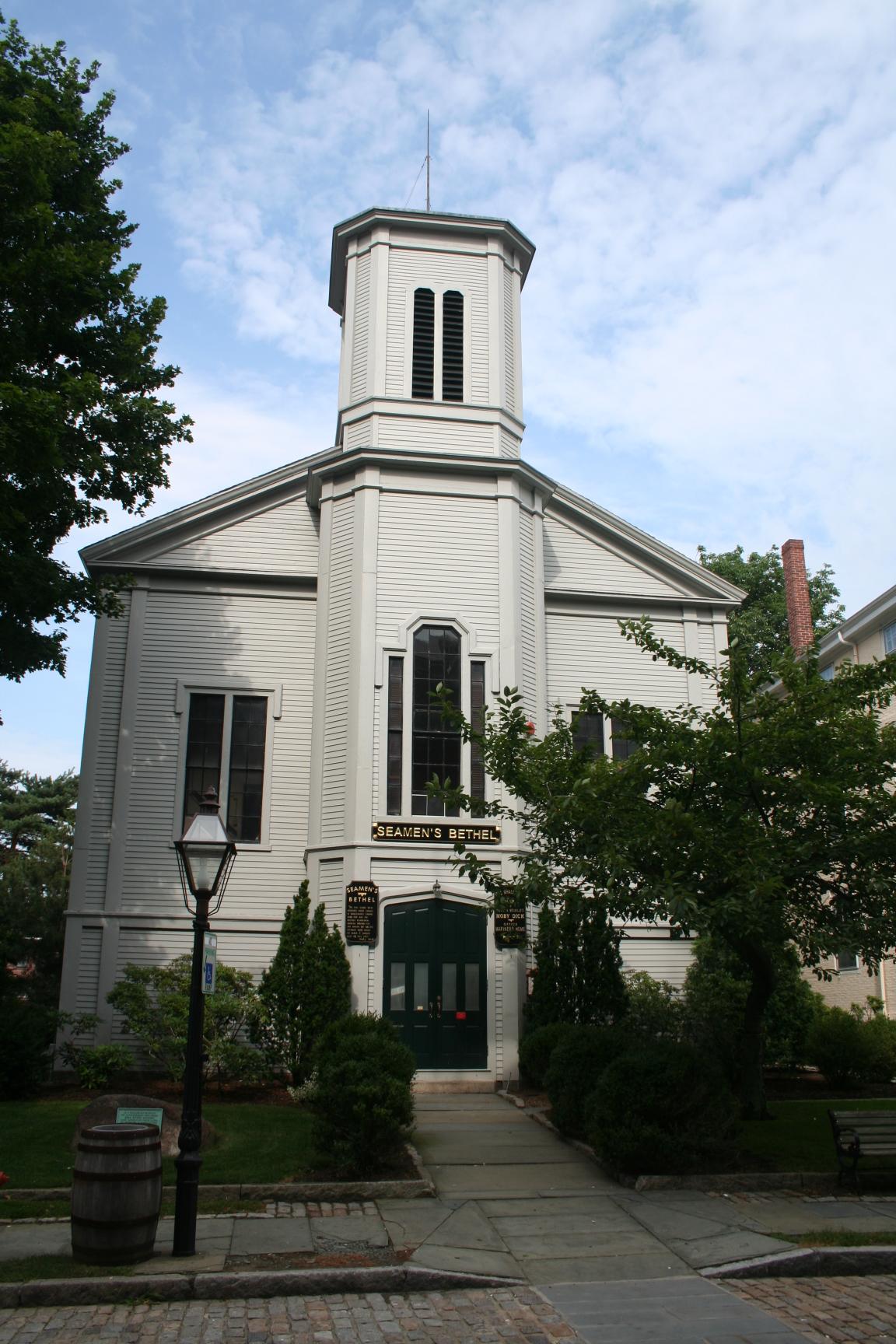 Father Mapples Walfängerkirche