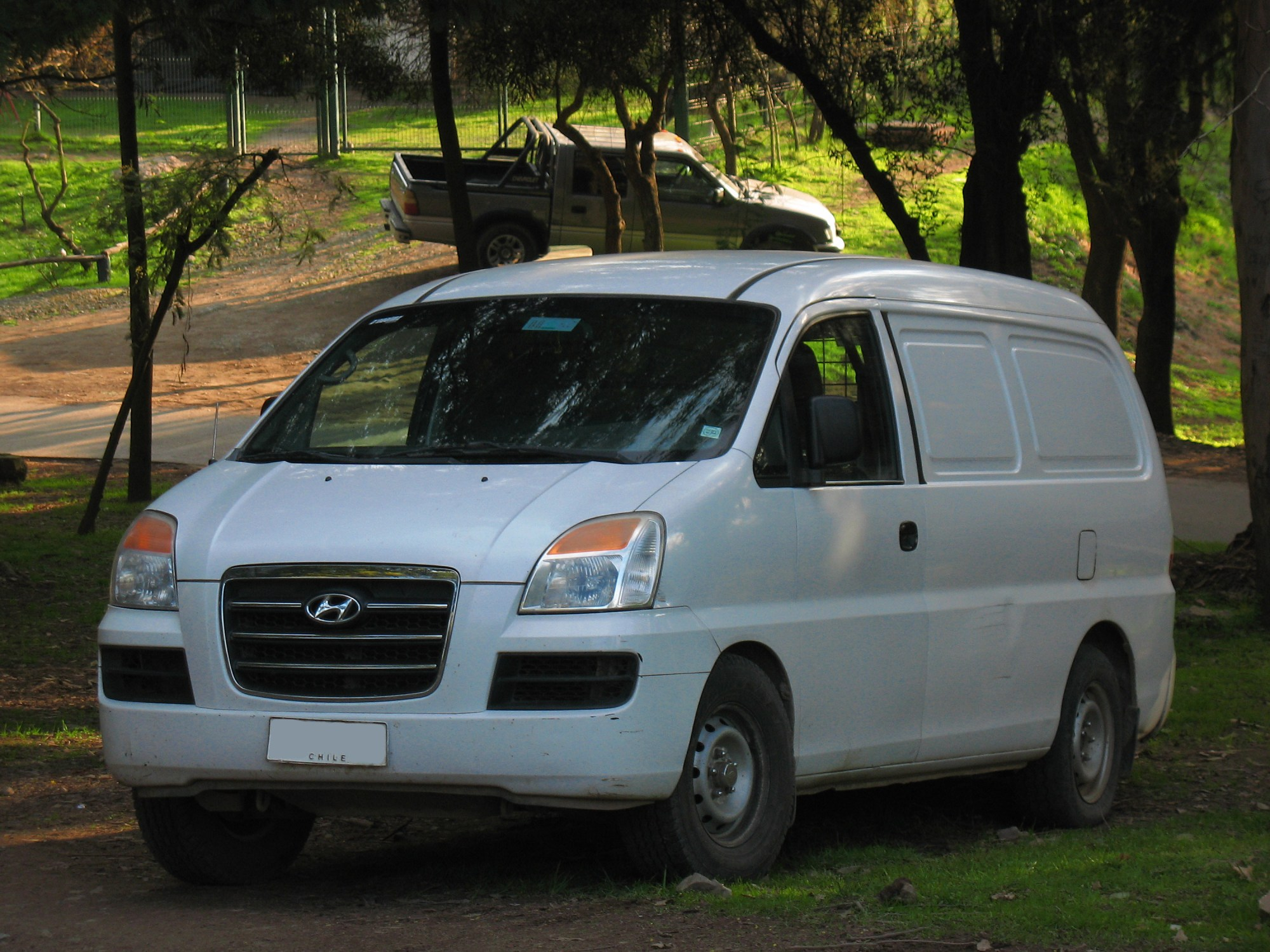 hight resolution of 2007 hyundai h 1 sv cargo 2005 on facelift version