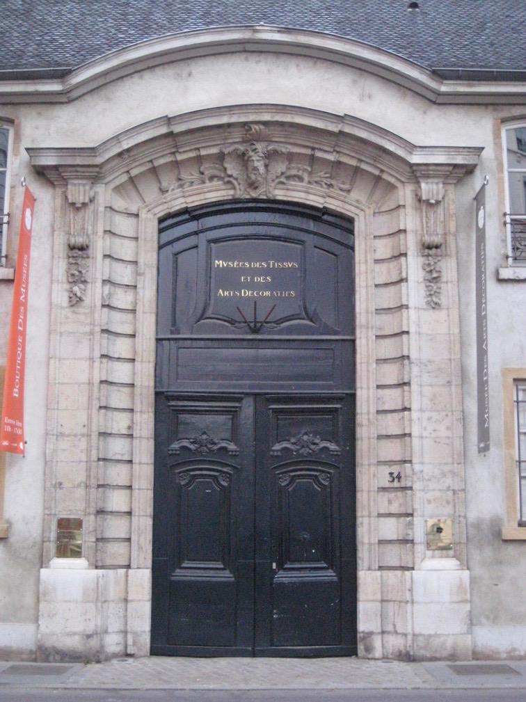 Musée Des Arts Décoratifs Lyon : musée, décoratifs, Textile, Museum, Wikipedia