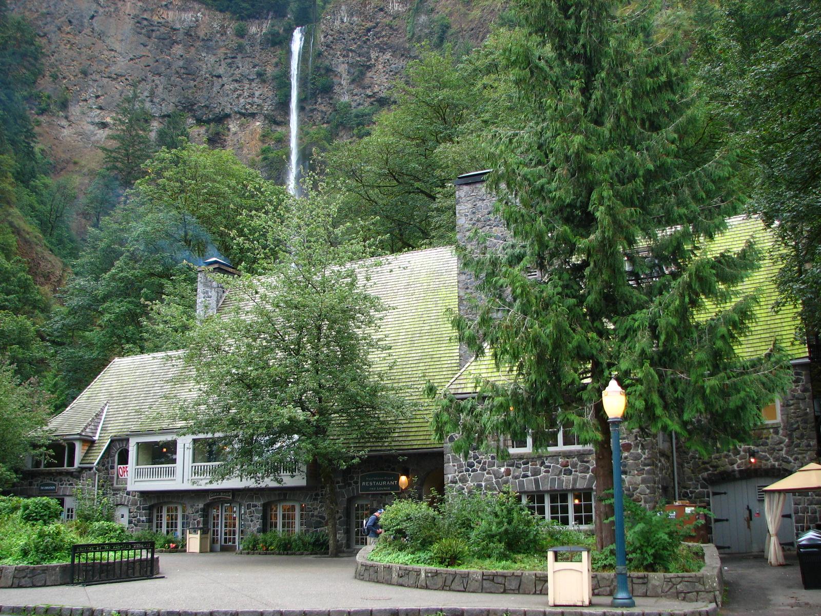 Multnomah Falls Oregon Winter Wallpaper Multnomah Falls Of The Columbia Gorge Amg Inspired