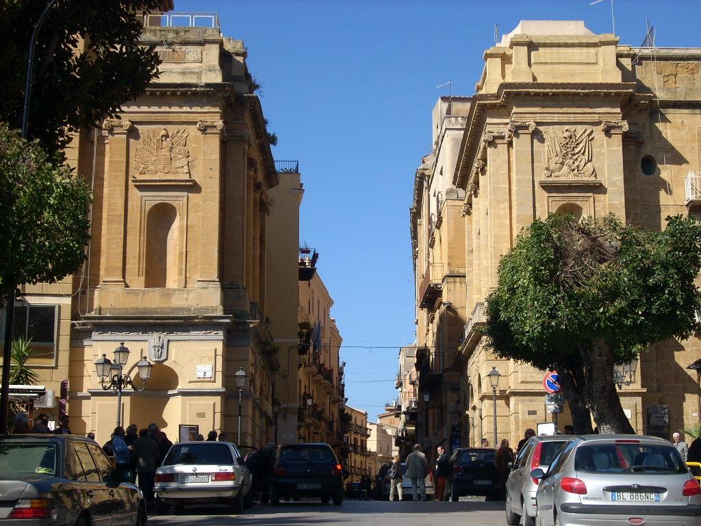 Centro storico di Agrigento  Wikipedia