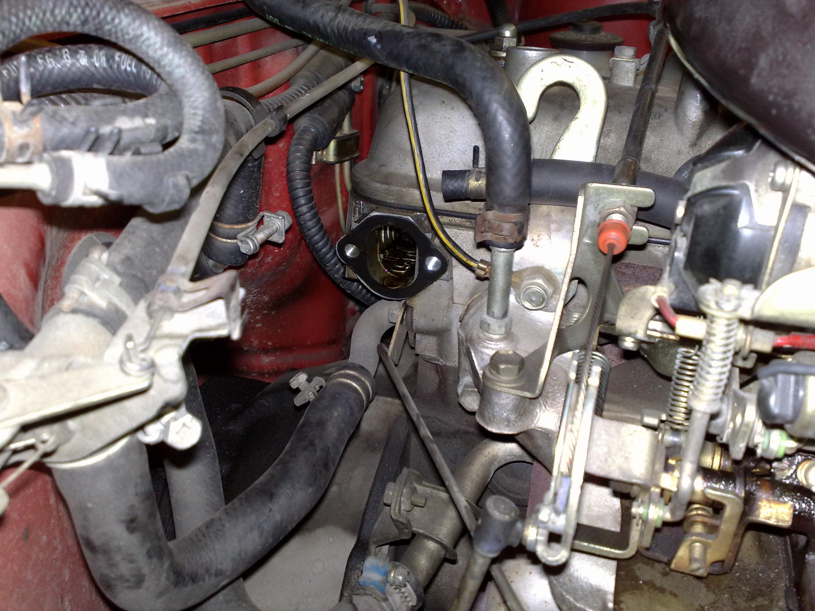 1988 F250 Fuel Pump Relay
