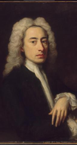 Alexander Pope circa 1736
