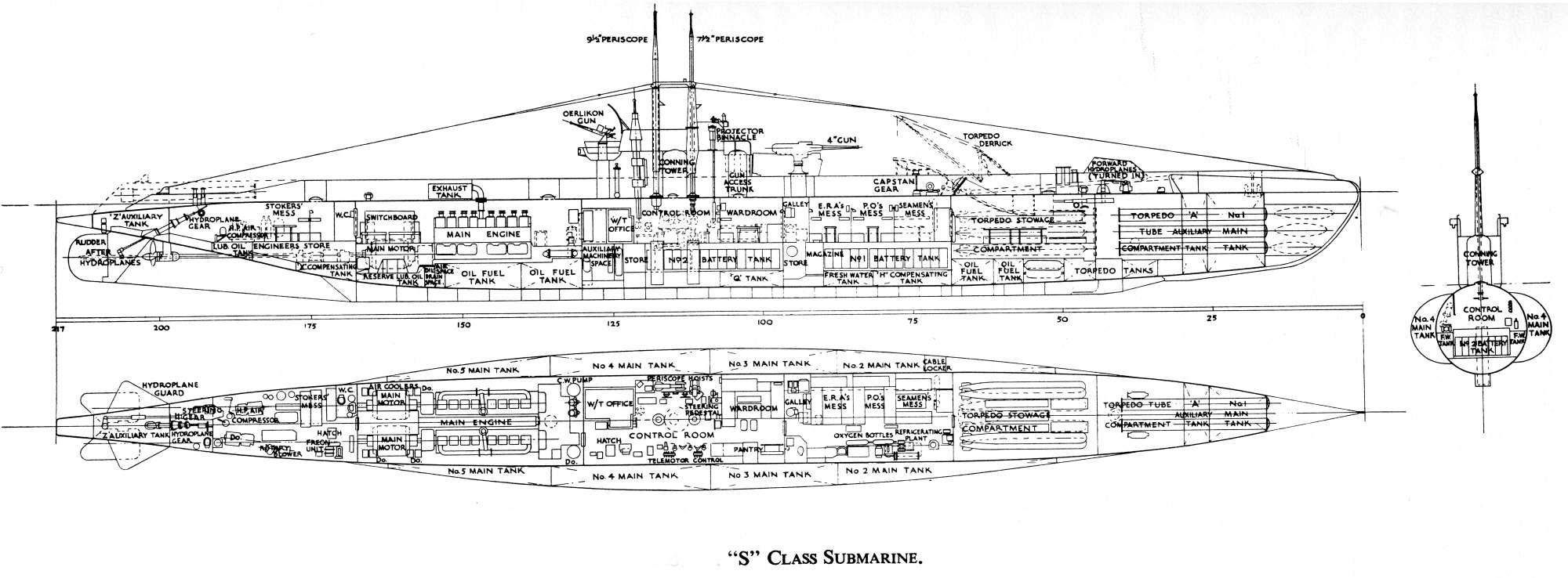 hight resolution of file british s class submarine schematic drawing jpg