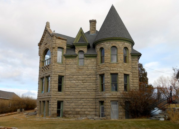White Sulphur Springs Montana Castle