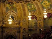 Chicago Theater Interior