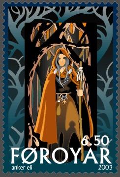 Faroe stamp 428 The Prophet.jpg
