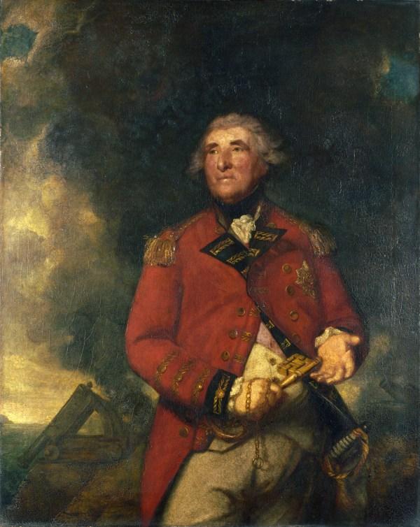 File George Augustus Eliott 1st Baron Heathfield