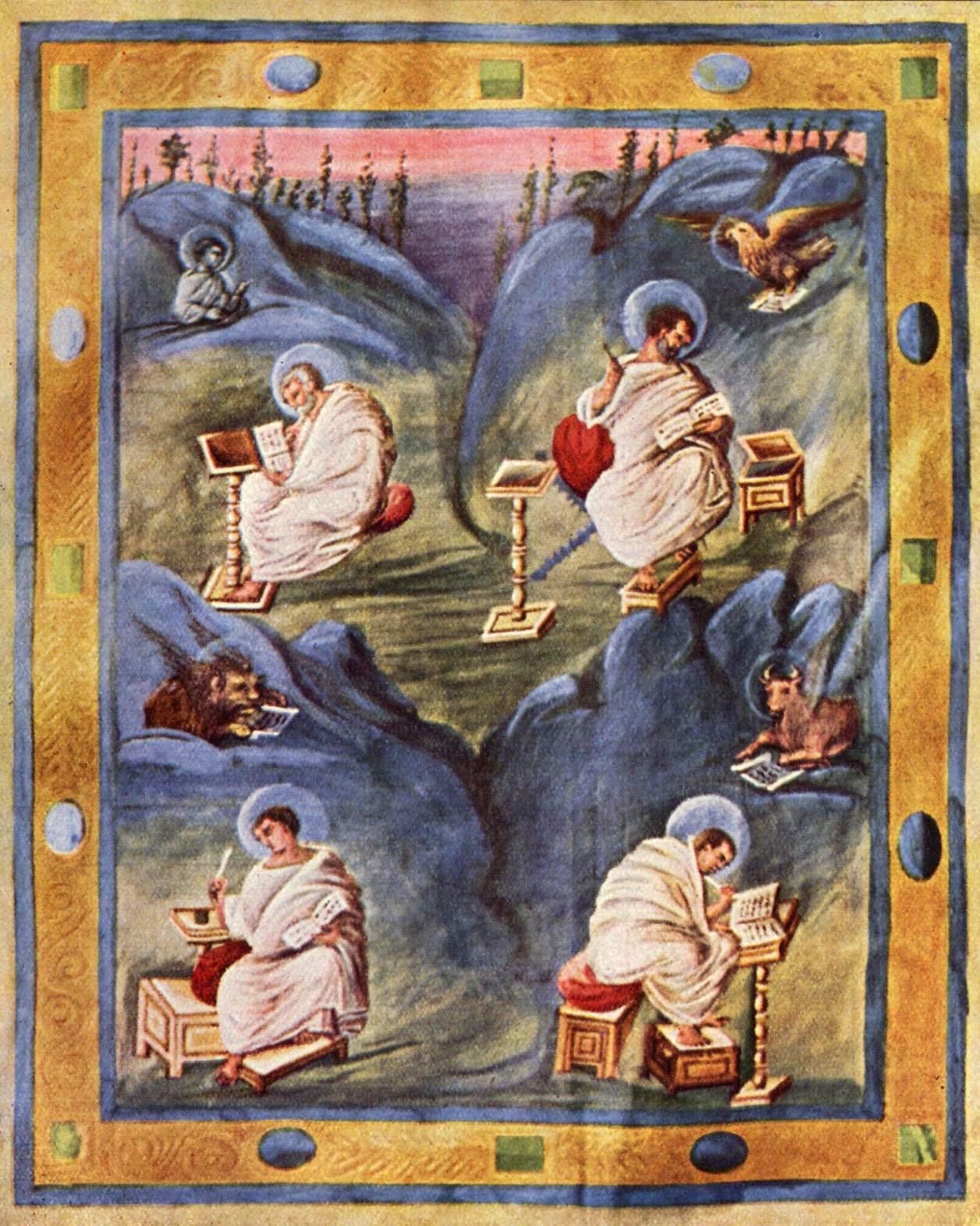 cuatro evangelios