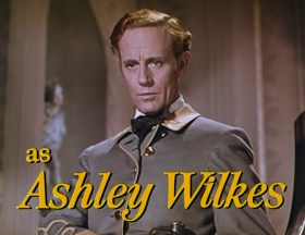 Image result for leslie howard in gwtw movie
