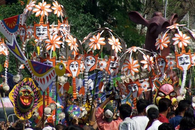 Bangali New Year Photo