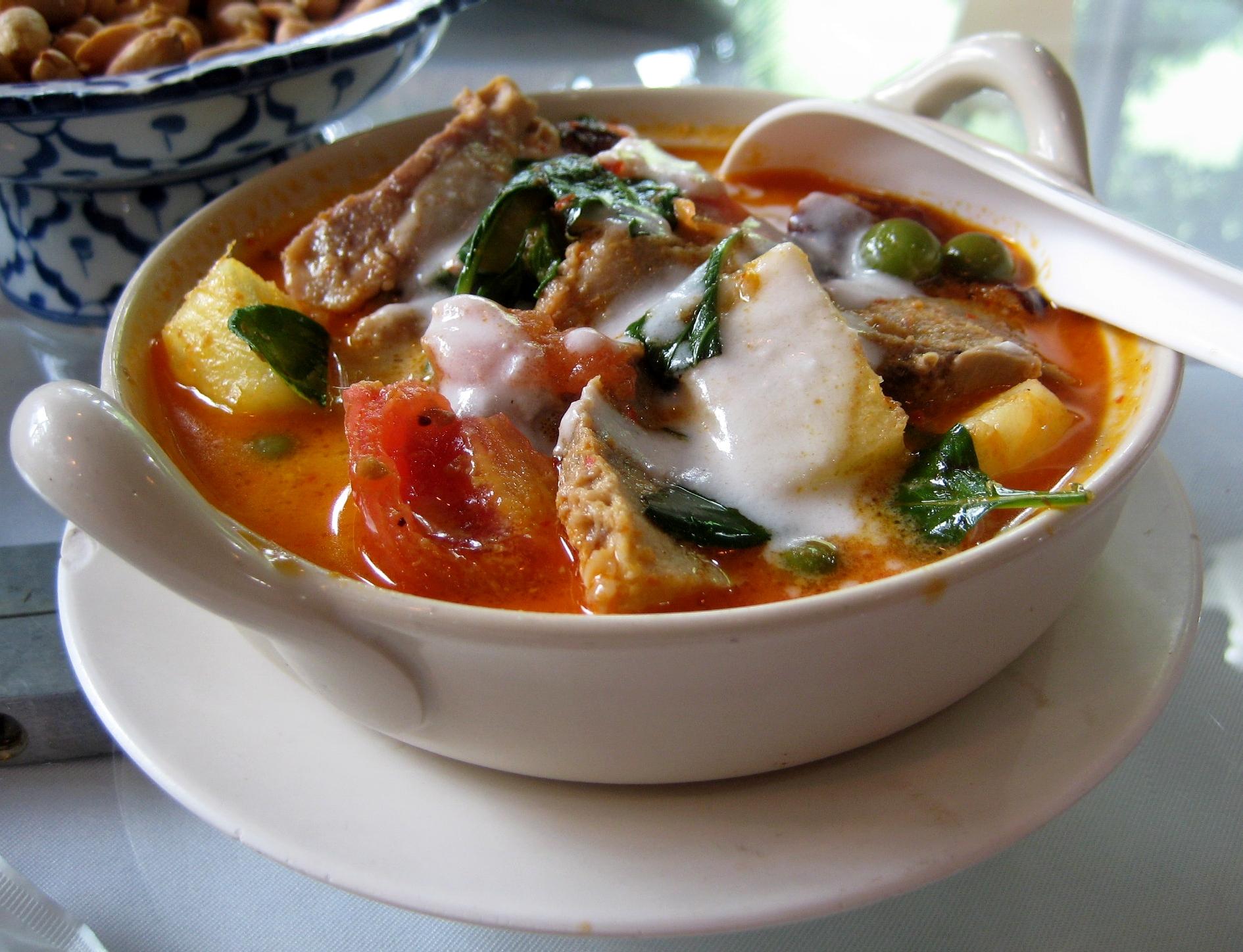 Thai curry  Wikipedia